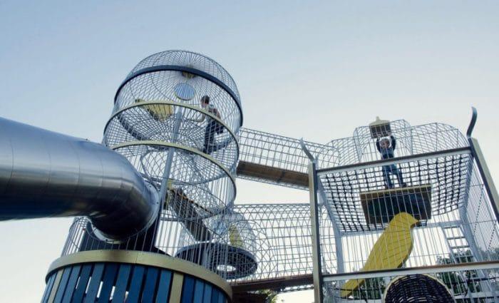 Parque infantil danes Liseberg 5