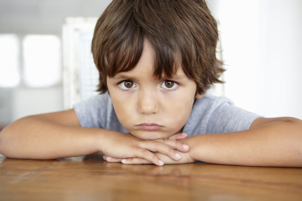 Problemas salud mental niños