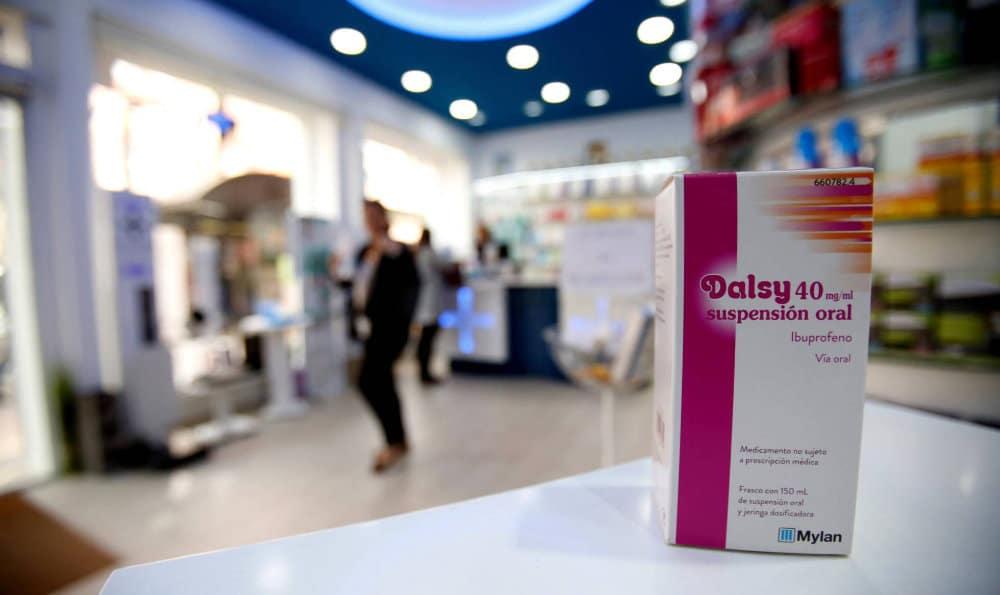 Las farmacias se quedan sin Dalsy