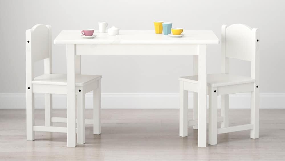 como hacer una mesa de la paz montessori
