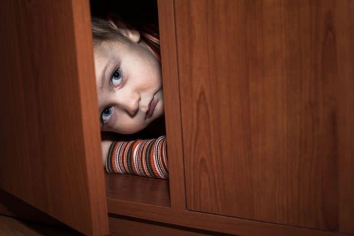 obediencia niños miedo