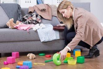 Actividades cotidianas lujo madres