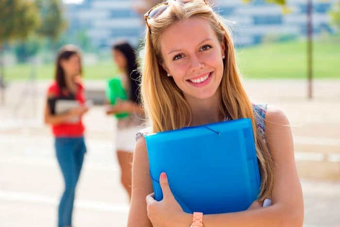 Adolescentes clases verano