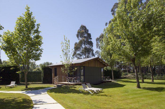 Camping Laredo, en Laredo, Cantabria