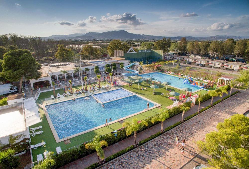 Los 5 mejores campings en la Comunidad Valenciana para ir con niños