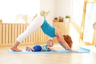 Cuándo volver a hacer ejercicio tras el embarazo