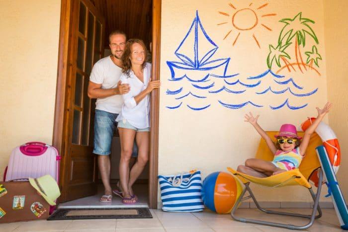 beneficios vacaciones niños
