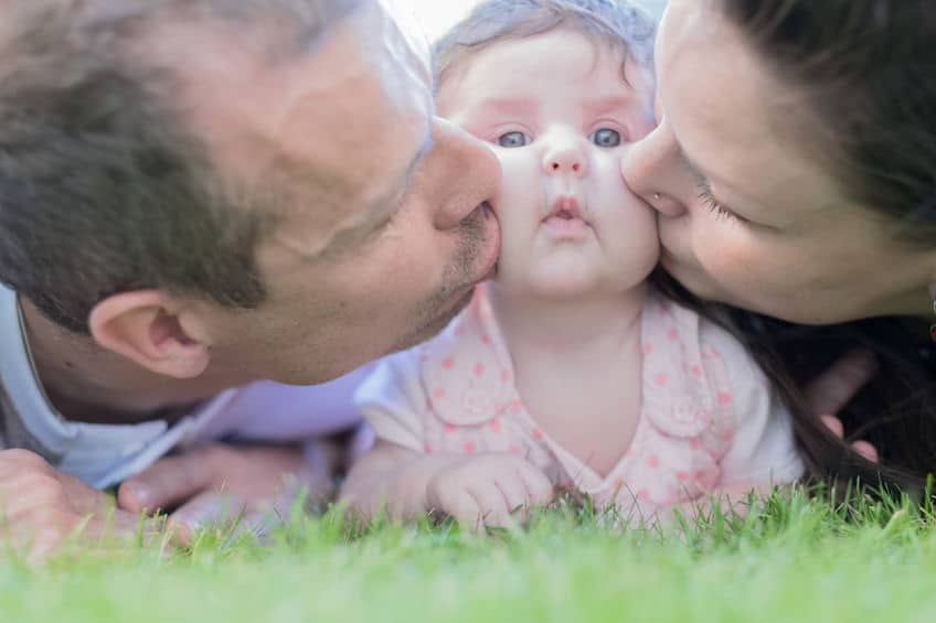 besos hijos