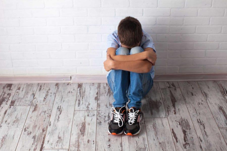 gritos niños daños emocionales