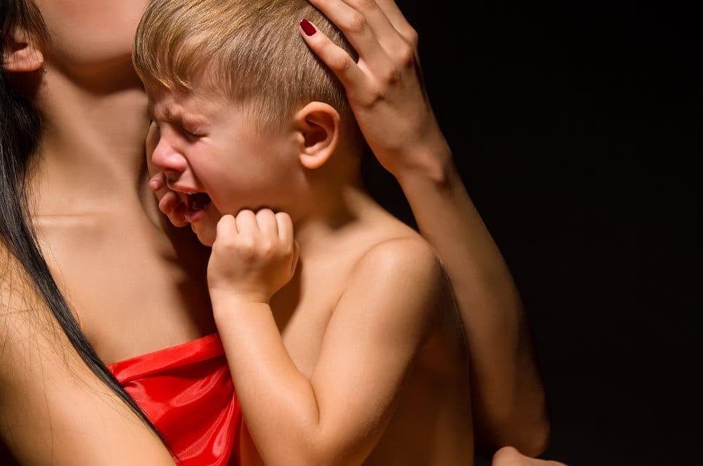 heridas emocionales gritar hijos