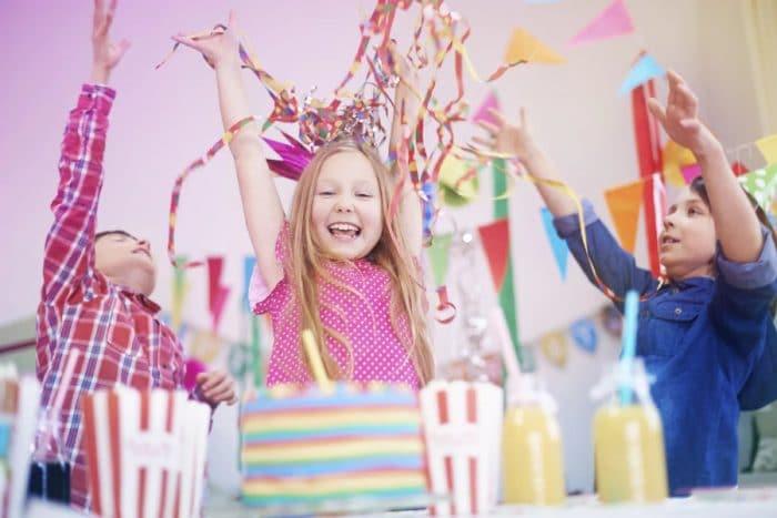 organizar fiesta cumpleaños infantil
