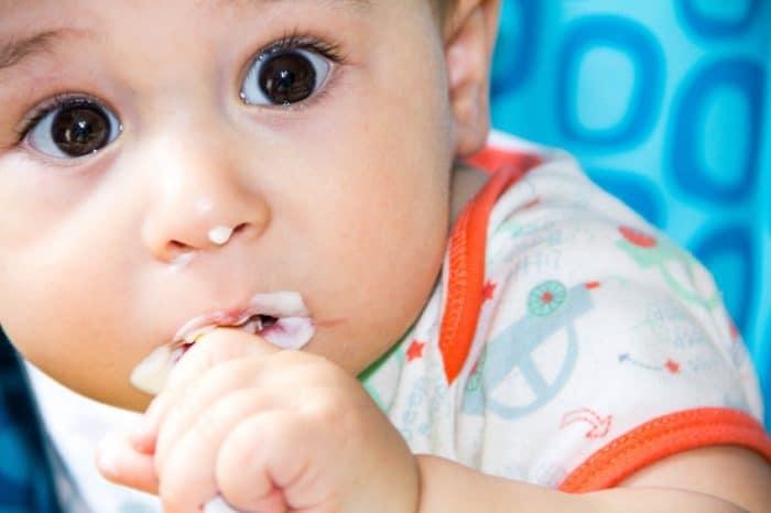 yogurt beneficios en niños