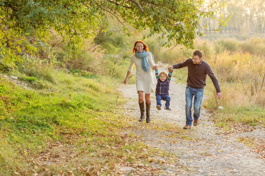 Ama quien eres y tus hijos amarán la vida