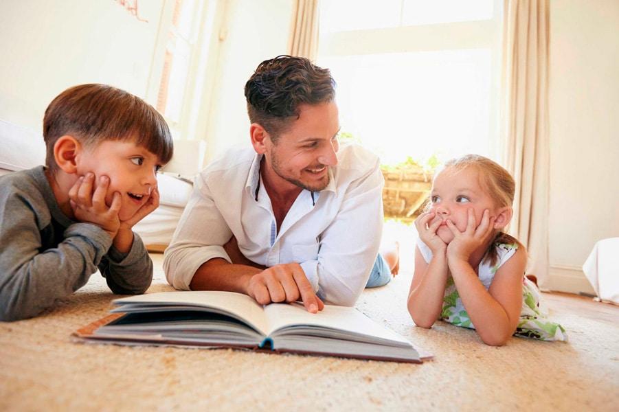 Motivar a un niño a leer