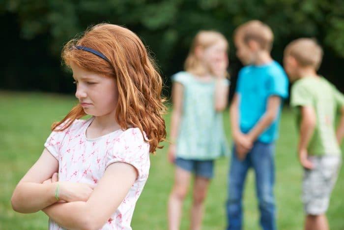 Pensamiento positivo Bullying
