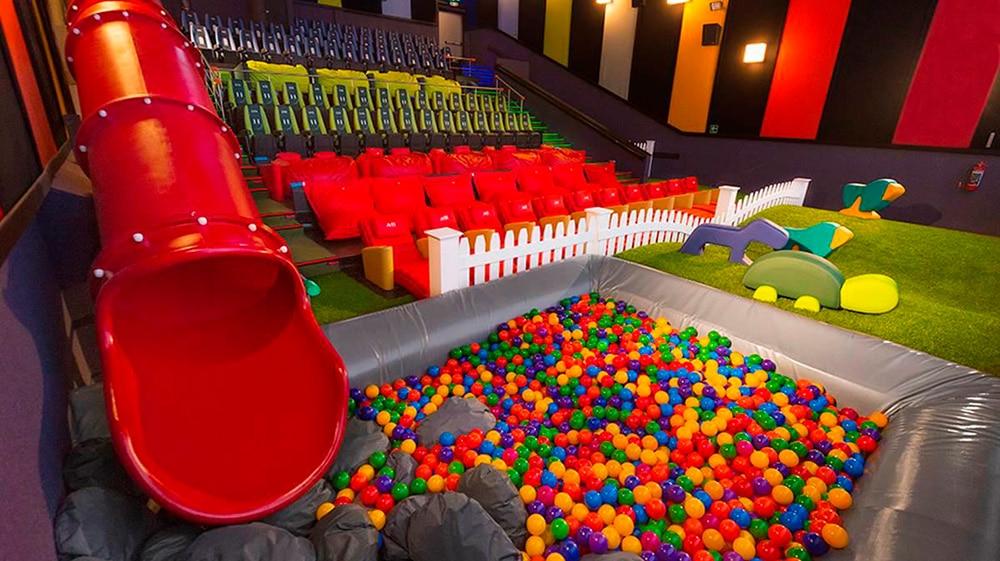 Sala Junior Yelmo Cines Premium Alisios, en Las Palmas