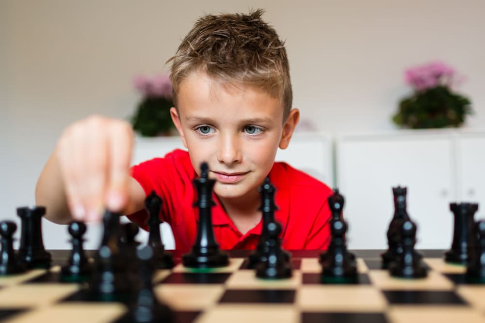 Ajedrez: Un deporte excelente para los niños con TDAH