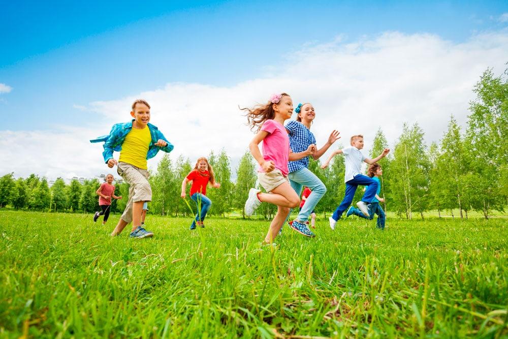 5 beneficios del deporte en los niños