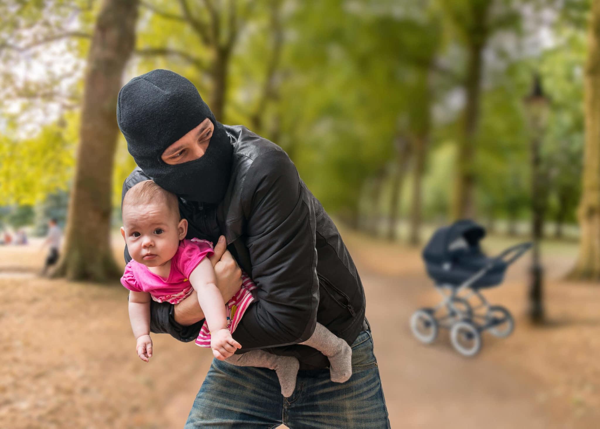 prevencion secuestro niños