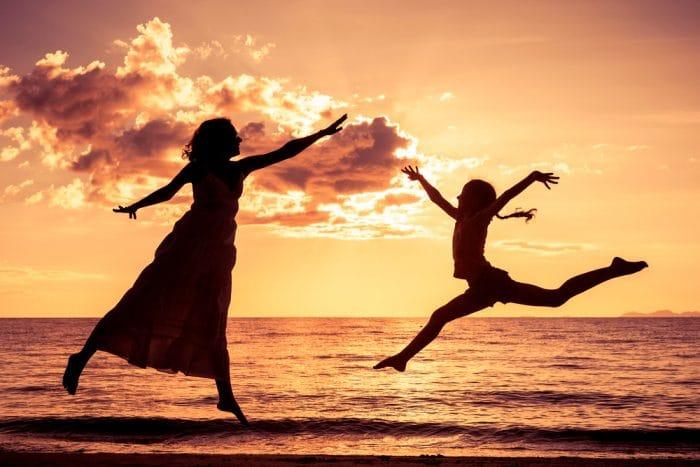 Hija, te esperaré siempre en casa mientras tú aprendes a volar