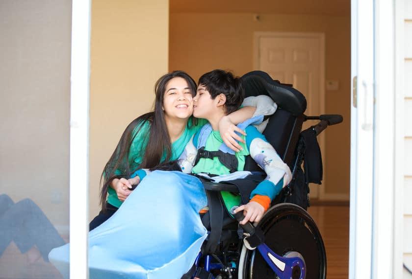 Madres de niños con necesidades especiales