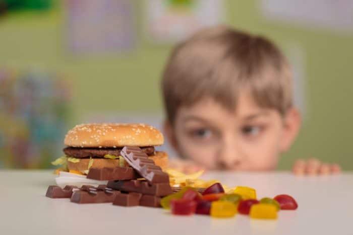 El sobrepeso infantil es culpa de los padres