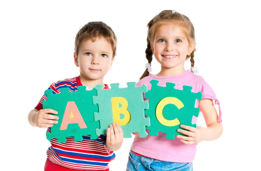 Abecedario español para los niños