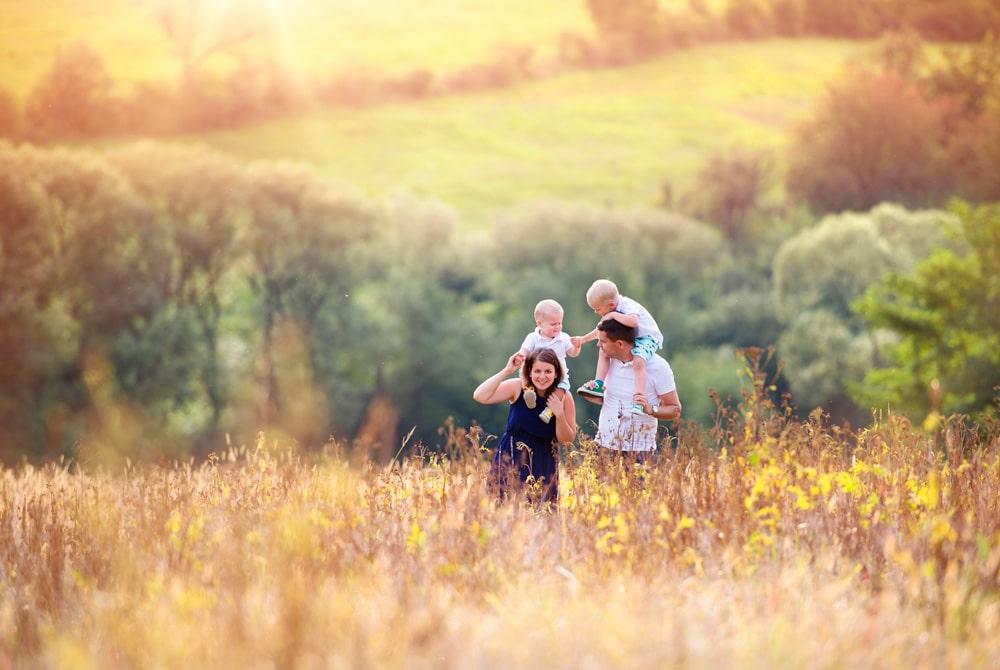 familia significado niños