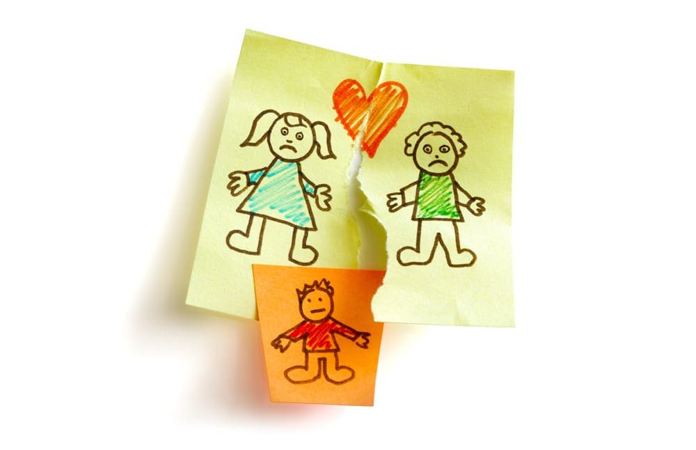 horario visitas custodia hijos