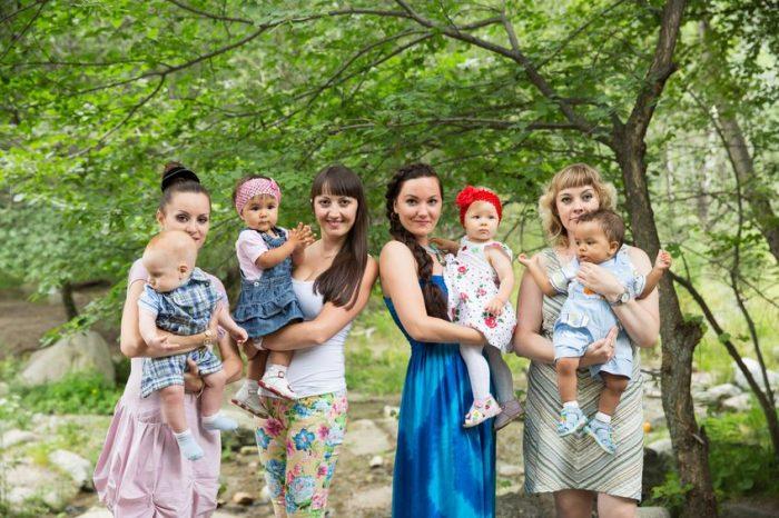 madres somos tribu
