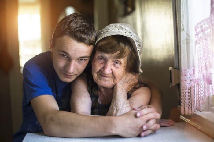 niños necesitan abuelos
