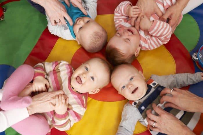5 preguntas que debes hacerte antes de llevar a tu bebé a una escuela infantil