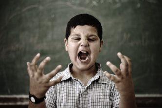 Mal comportamiento en niños con Trastornos del espectro del Autista