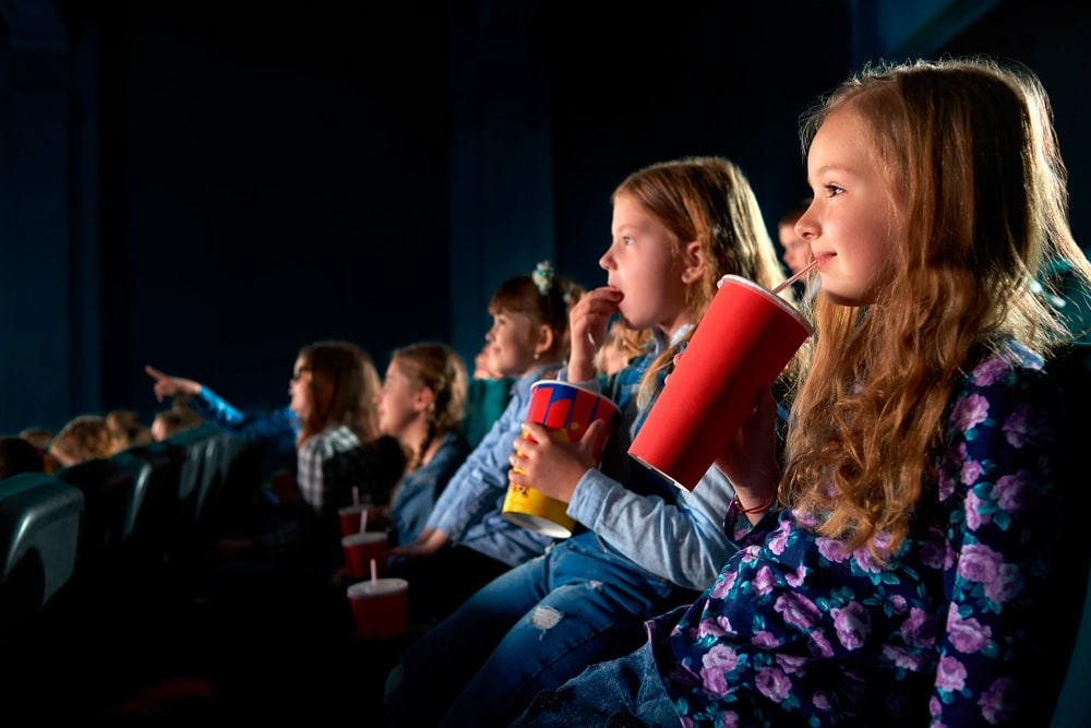 Cines para niños