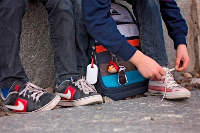 Localizador GPS niños