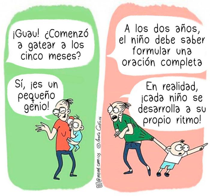 Maternidad viñeta 10
