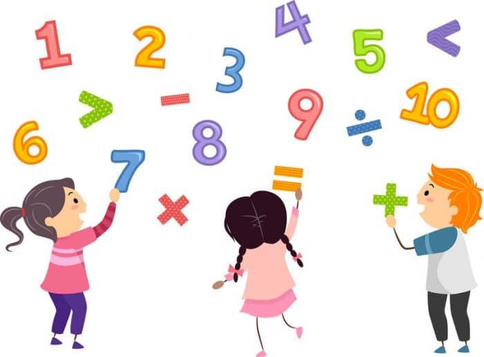 Resultado de imagen para matematicas infantiles