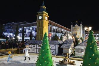 Navidad Ciudad Suenos Plaza Mayor Torrejon