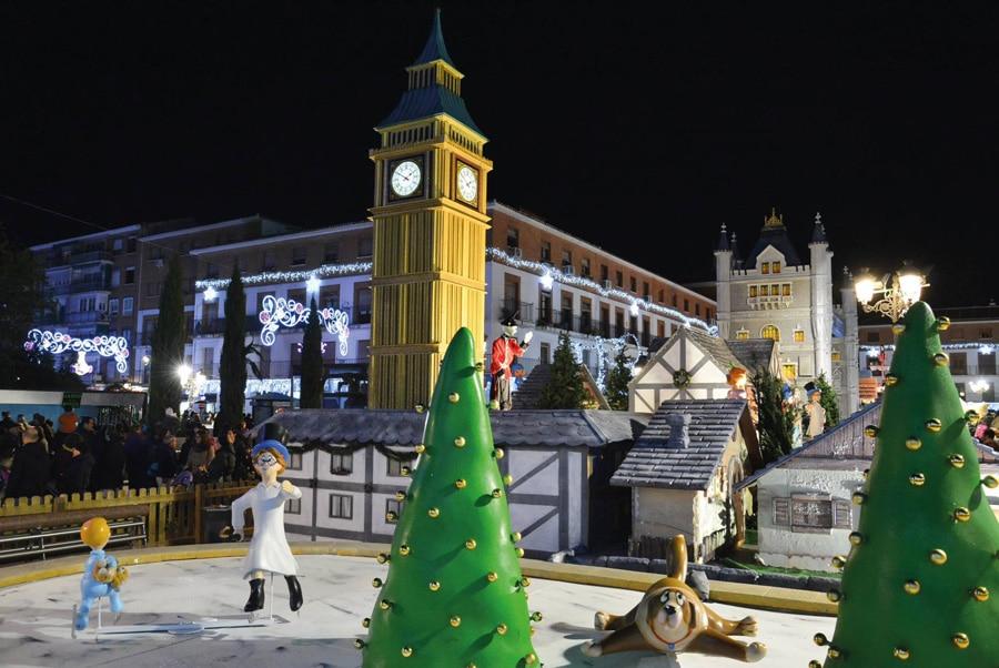 Mágicas Navidades de Torrejón para disfrutar en familia