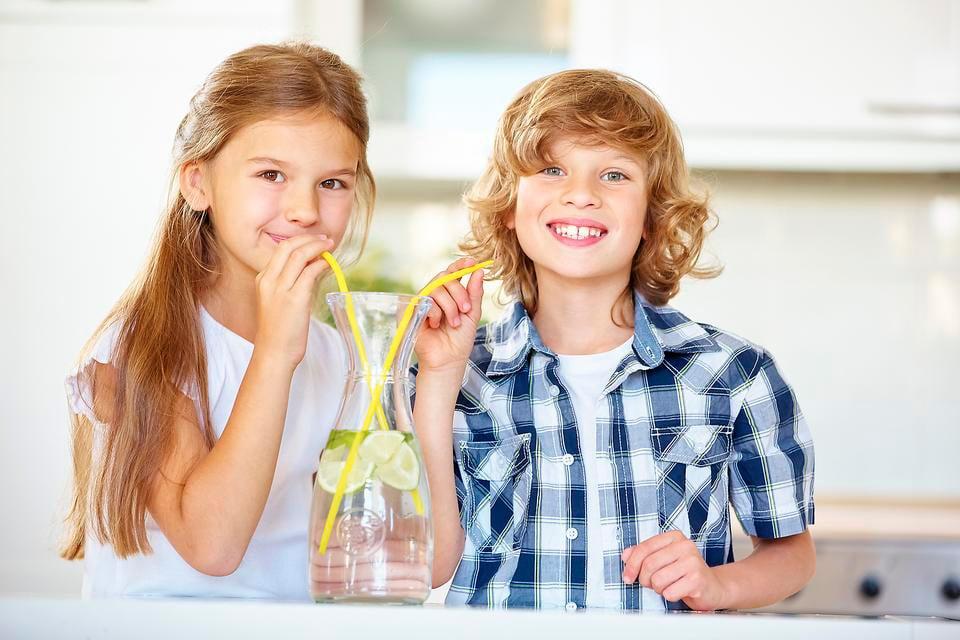 El agua puede calmar la ansiedad de los niños