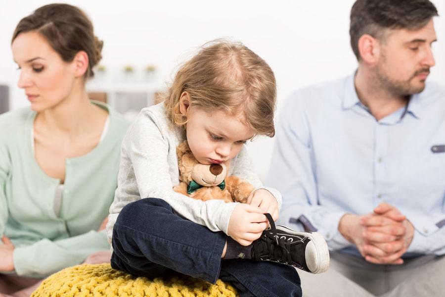 La desintegración familiar: qué sucede con los niños