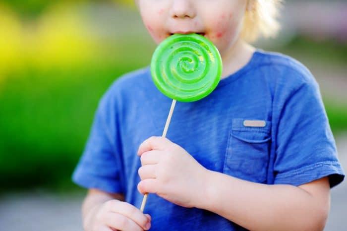 niños azucar enfermedades