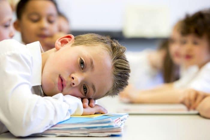 Por qué un niño superdotado puede tener un bajo rendimiento escolar