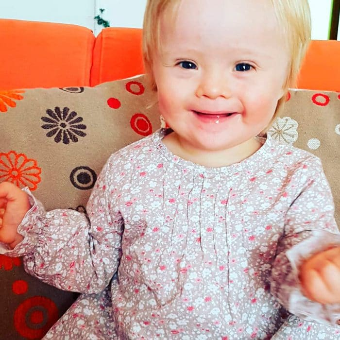 Luca adopta bebé Síndrome de Down 3