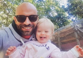 Luca adopta bebé Síndrome de Down 4
