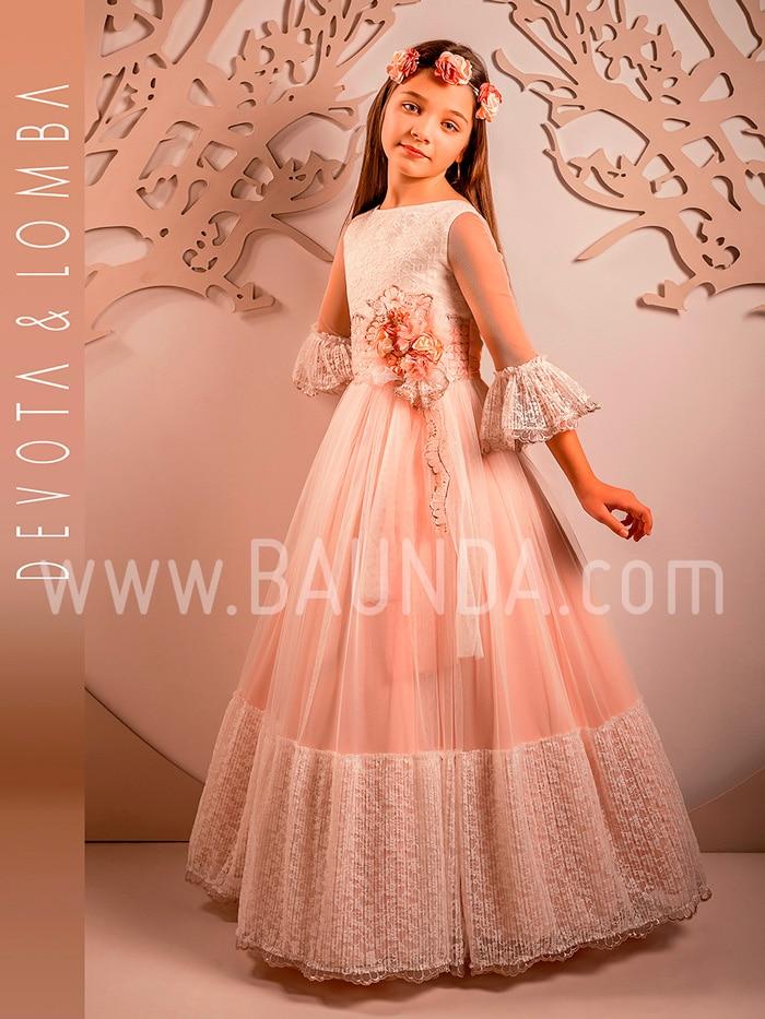 a5d61c135201 Vestidos y complementos que te enamorarán para la Primera Comunión ...