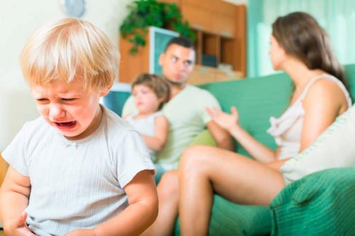 efecto segunda generación padres hijos