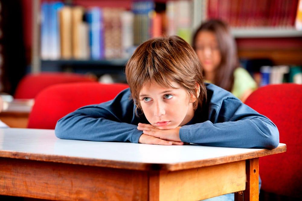 ¿Tu hijo se aburre en la escuela?