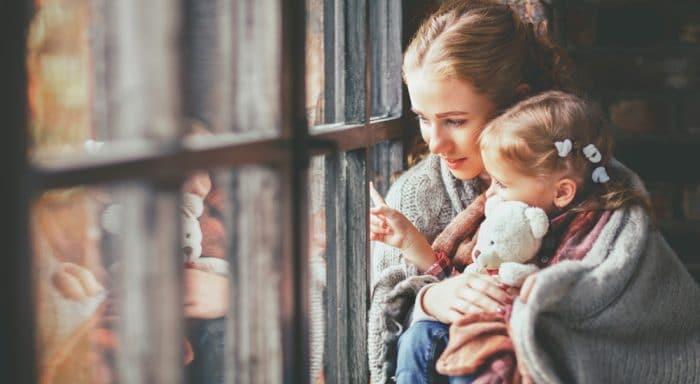 Vínculo entre madre e hija