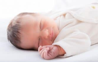 Almohada bebé